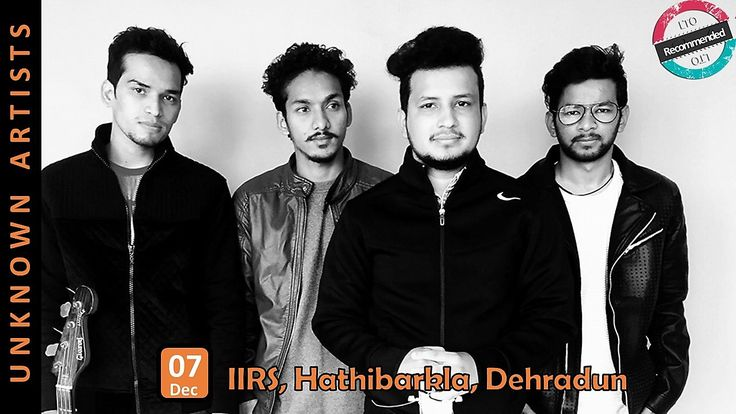 When the Indian Institutes accurately sense something MUSICAL ;)  Catch the Unknown Artist - The Band make some music at the IIRS , #dehradun today (7th Dec) !  Book Bands / Artists for gigs @ www.localturnon.com/bookings  #turn #On #music || #turnON #happiness || turnON #life! with localturnon