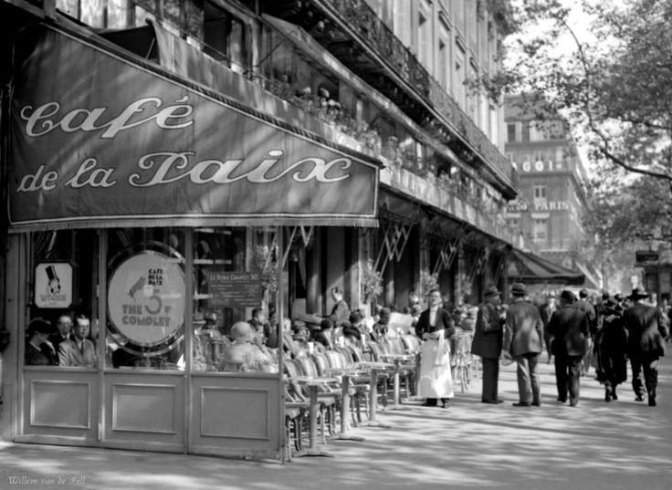 Caf Ef Bf Bd Julienne Paris
