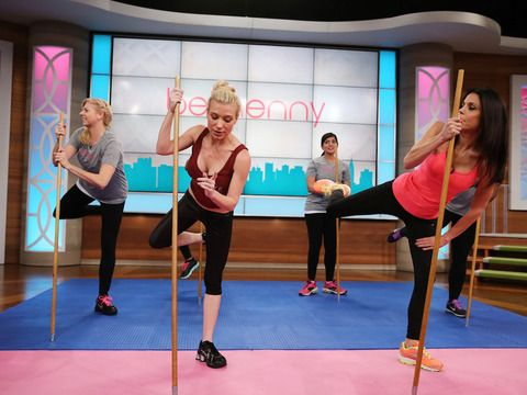 Get Fit with Celebrity Trainer Tracy Anderson! #Health #Fitness #NewYearNewYou