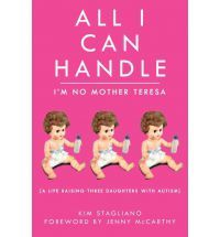 best read on the autism books in awhile very lived experienceThree Daughters, Worth Reading, Raised Three, Book Worth, Autism, Kim Stagliano, Rai Three, Mothers Teresa, Handles