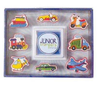 Tiger Tribe Junior Stampers - Transport - Interactive Toys - Toys, Bouncers, Trikes | Baby Bunting