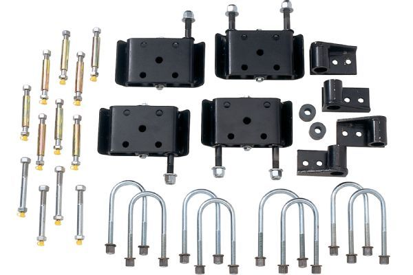Cj7 Parts Guide Quadratec Yj Spring Conversion Kit Photo 139663147