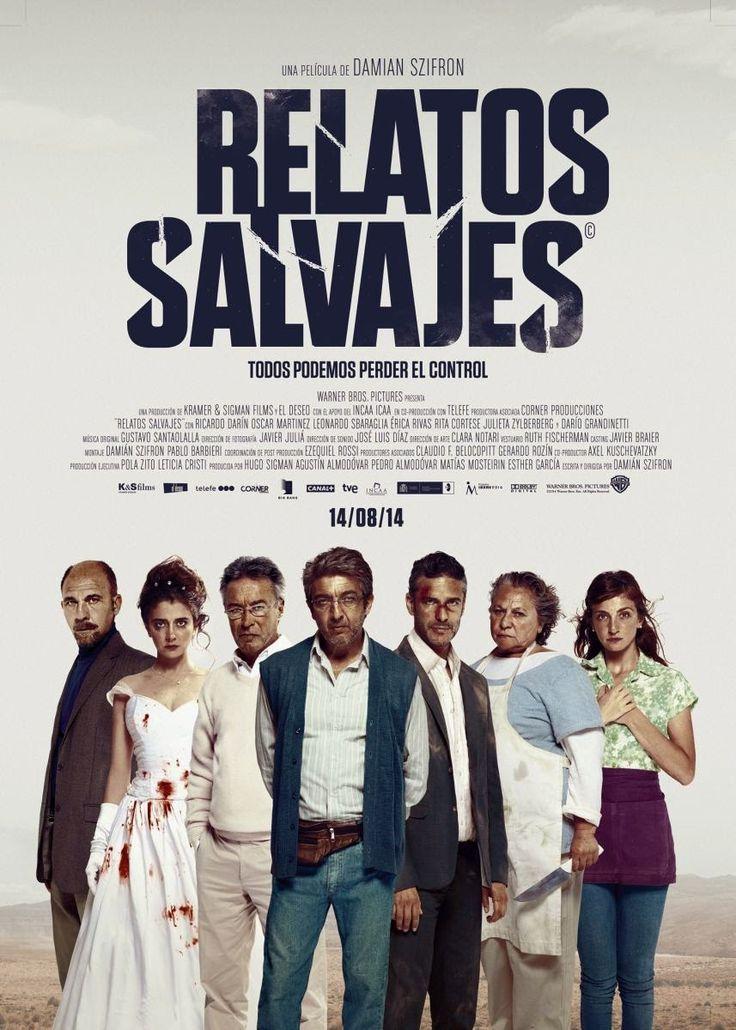 Película Recomendada: Relatos Salvajes #relatossalvajes #cine #ricardodarin