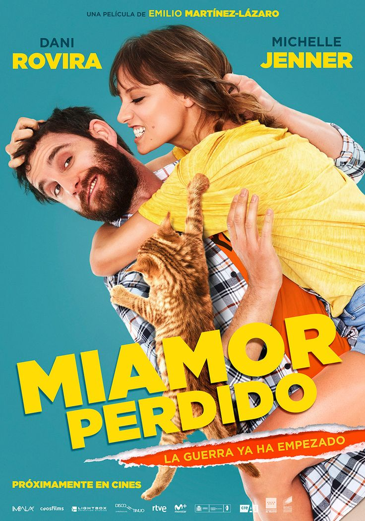 Mi Amor Perdido 2018 Movie Spain Reparto Dani Rovira