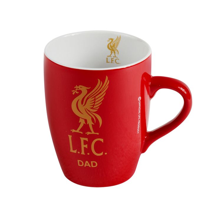 LFC Dad Mug €9 from the Liverpool FC shop in the Ilac Centre, Henry Street, Dublin 1