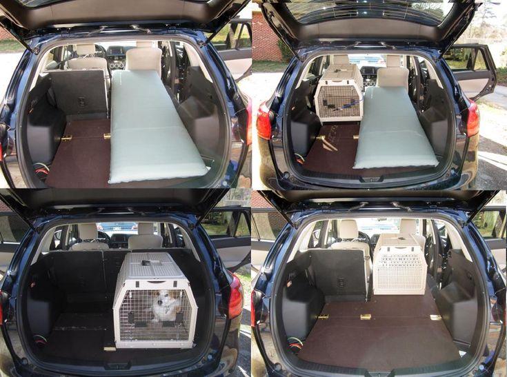 CX-5 - How to Build a Sleeping Platform | Mazdas247 in ...