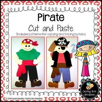 how to make a pirate hat out of construction paper