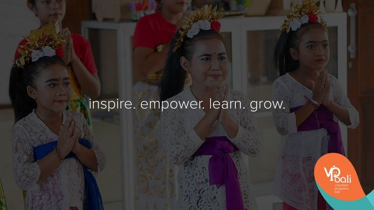 Volunteer Programs Bali,teaching English to children of Bali, Indonesia.