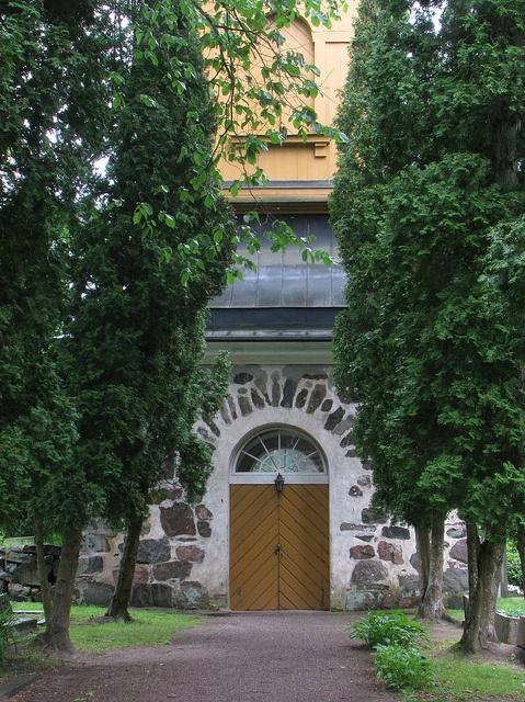 Bollstad, Southern Finland~Entrance [IMG_5985a] photo by SeppoU, via Flickr