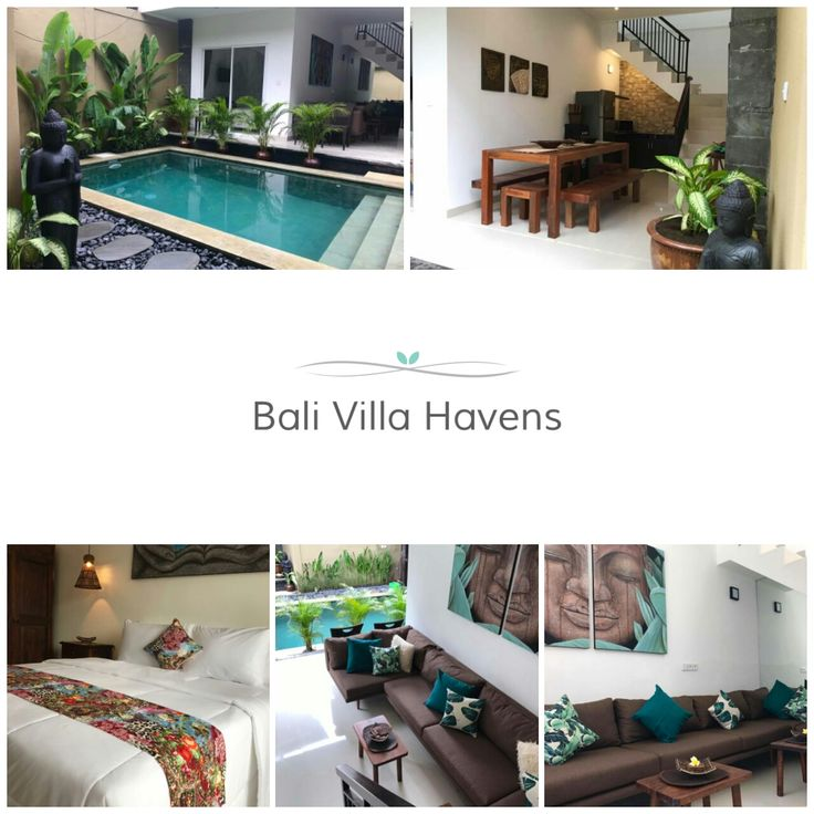 A hidden gem in the heart of Legian / Seminyak - Private Pool - 6 Aircon Bedrooms - AUD 245 per night – includes 6 PP - http://www.balivillahavens.com/oasis-66---6-bed1.html