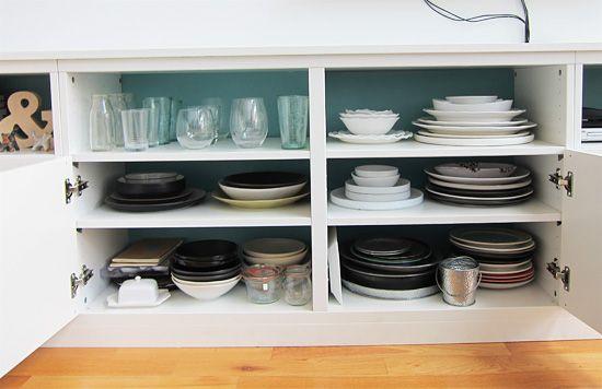キッチンのリフォームにおすすめな収納棚・食器棚まとめ【IKEA編 ... BESTÅ(ベストー)のコーディネート参考事例