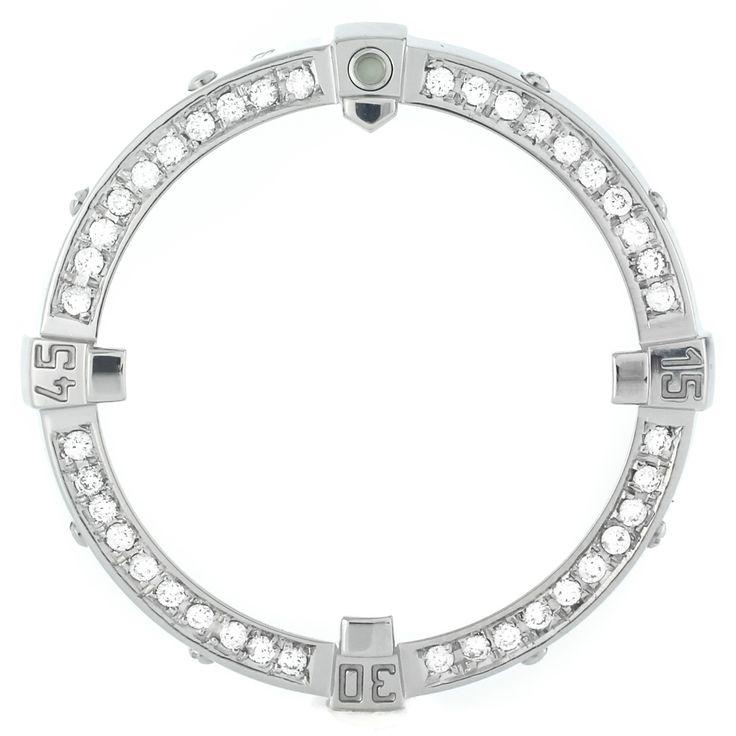 Breitling Colt Ocean Diamond Stainless Steel Ladies Watch Bezel