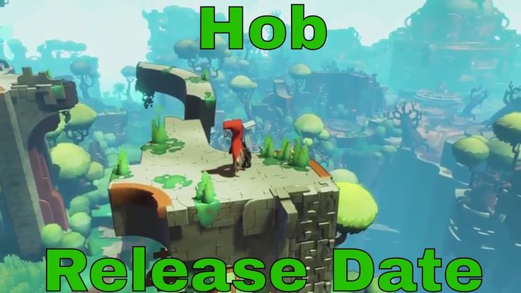 Hob Release Date Announcement Trailer