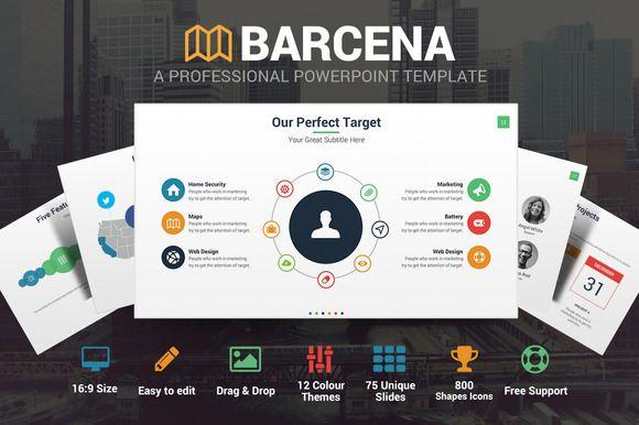 Best Best Powerpoint Templates Images On Pinterest Keynote - Unique product launch presentation ppt scheme