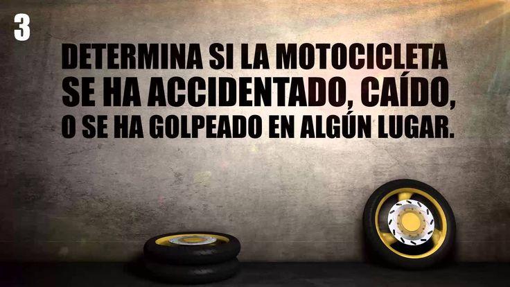 Cómo saber si la llanta de su moto está desbalanceada. #llantas #Seguridad #Motos #Motorbikes #Superbikes