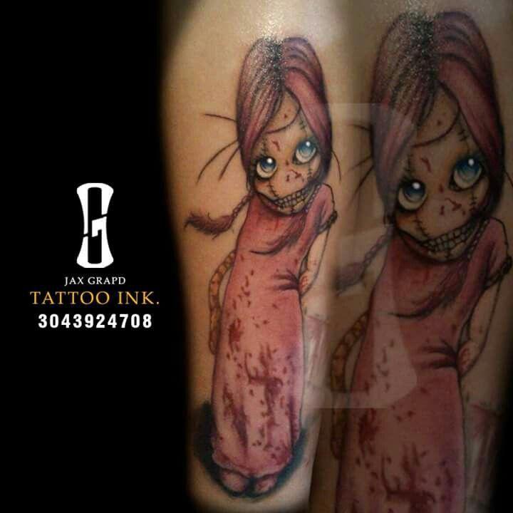Tattoo Ink Jax Grapd