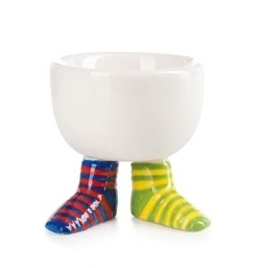 Ida Egg Cup - White Apple Gifts