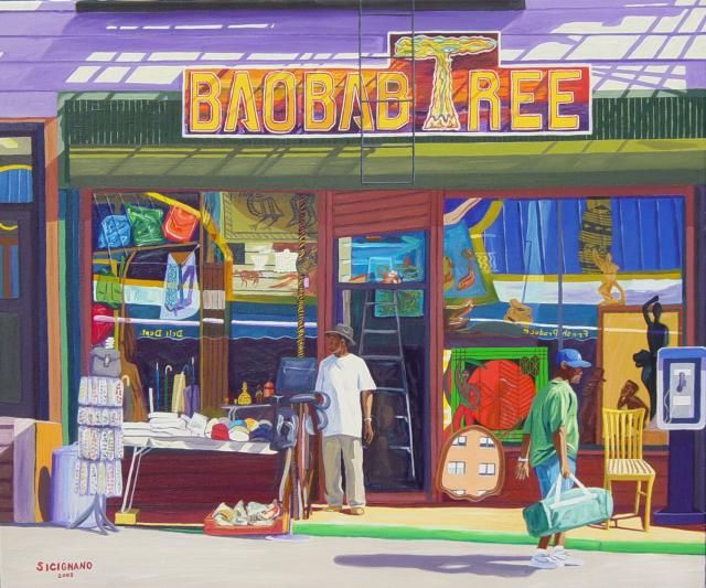 american scene painting