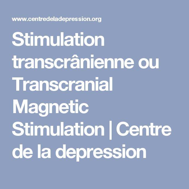 transcranial magnetic stimulation essay