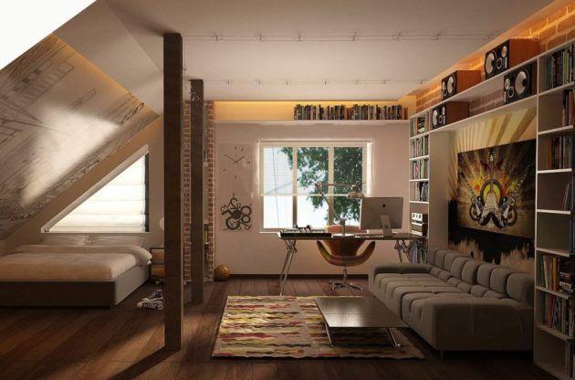 Attic Room Crossword Clue Atticroominspiration Atticroominspiration Attic Bedroom Designs Attic Bedroom Decor Bedroom Design