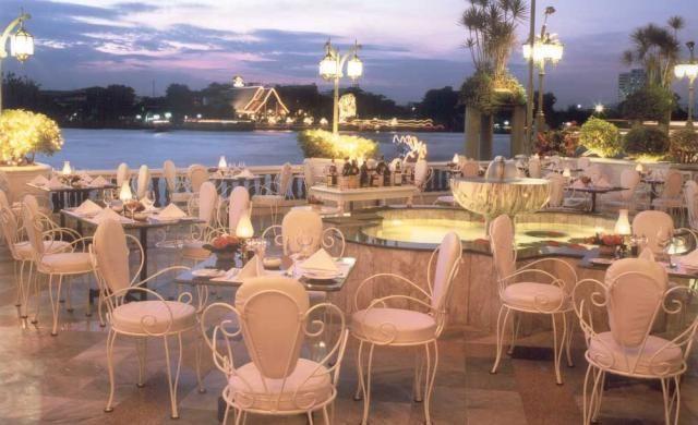 #Bangkok: Ciao Restaurant, Mandarin Oriental hotel