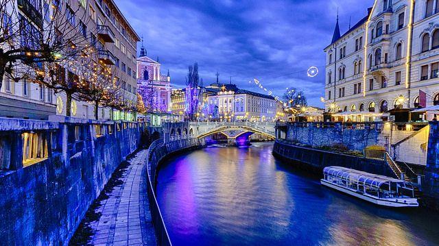 スロベニアの世界遺産全2ヶ所と有名観光地3選