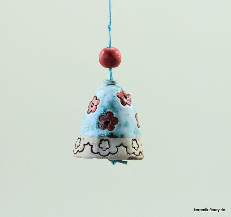 Gartenglocken - FLEURY - Kreative Keramik für Haus und Garten