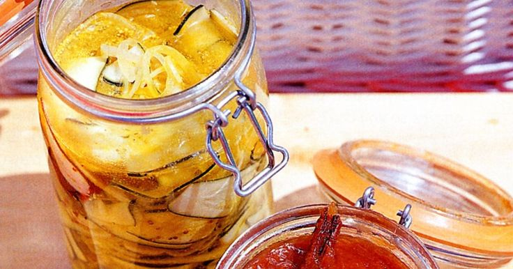 how to make mustard pickles from scratch