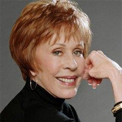 Carol Burnett, one the great funny ladies of all time. I love her!