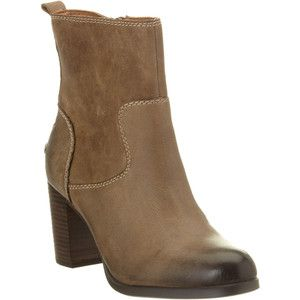 Sperry Women's Dasher Grace Leather Ankle Boot
