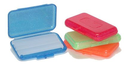 Orthodontic Dental Wax for Braces - 10 Pack. Better than the wax you get at the drugstore, and it costs less in a 10-pack. http://www.dentakit.com/dentalwax1.html#