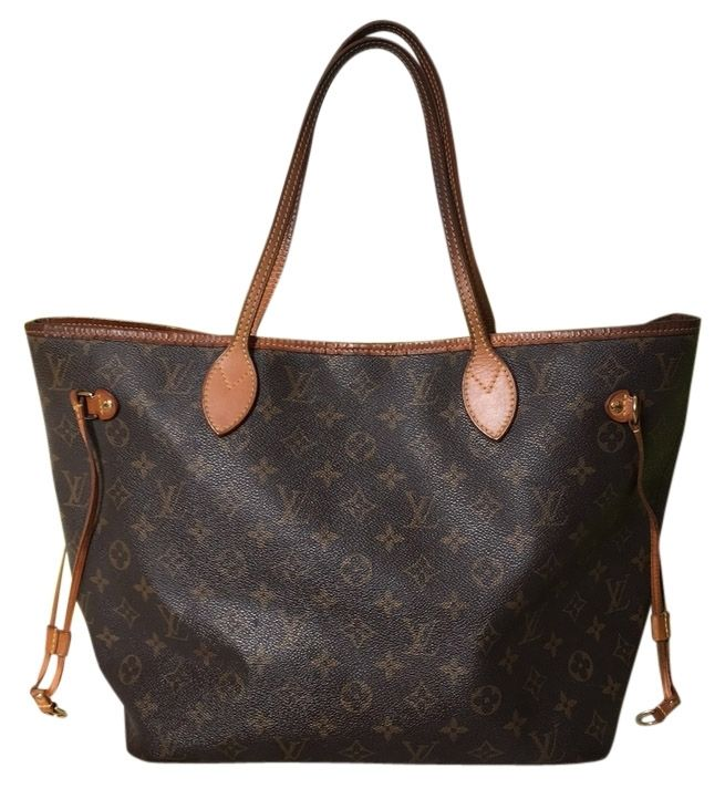 Louis Vuitton Neverful Mm Monogram Tote Bag. Get one of the hottest styles of the season! The Louis Vuitton Neverful Mm Monogram Tote Bag is a top 10 member favorite on Tradesy. Save on yours before they're sold out!