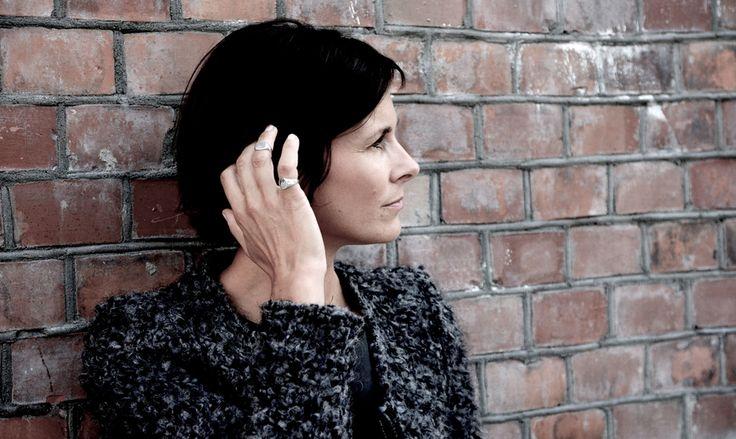 MONA JENSEN - the jewelry designer talks about her label Tom Wood