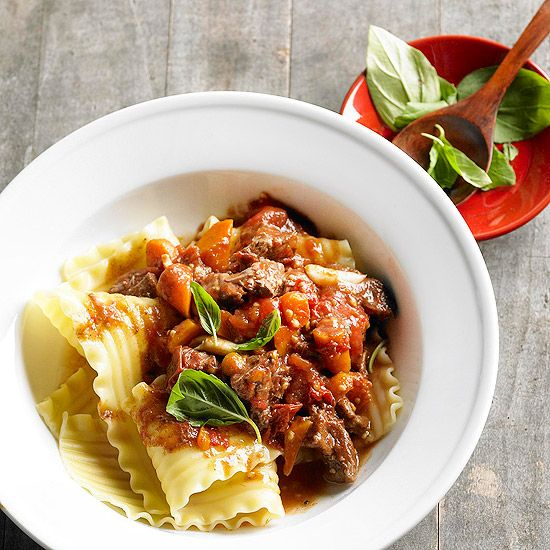 Not sure what's for dinner tonight? You're only five ingredients away from a delicious, hearty dinner with these so-easy slow cooker recipes. We have a five-ingredient slow cooker supper to fit every family's tastes, includin