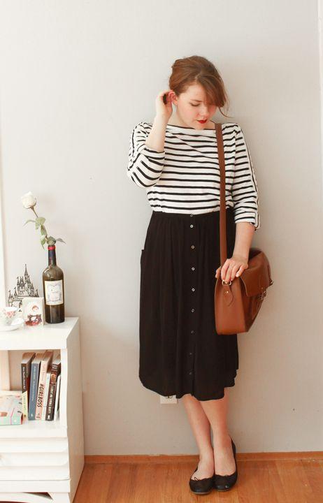 #Modest doesn't mean frumpy. www.ColleenHammon... #fashion #style