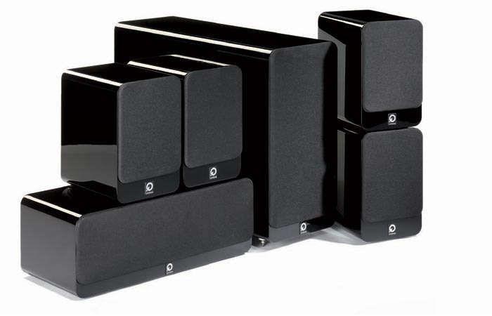 Q Acoustics Q 2000i 5.1 Pack är ett kritikerrosat 5.1-paket från brittiska Q Acoustics - Paket med uppdaterade 2000i-serien - Testvinnare i What Hifi - Ny förbättrad 25 mm diska...