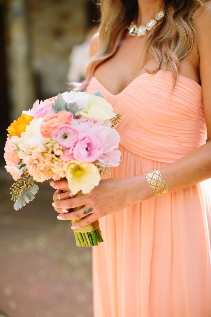 Photography: This Love Of Yours Photography - thisloveofyours.com Read More: http://www.stylemepretty.com/california-weddings/2015/02/22/glitter-and-gold-wedding-at-holman-ranch/