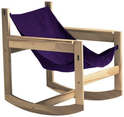 #Rocking chair pelicano di objekto viola  ad Euro 714.00 in #Objekto #Arredamento poltrone design
