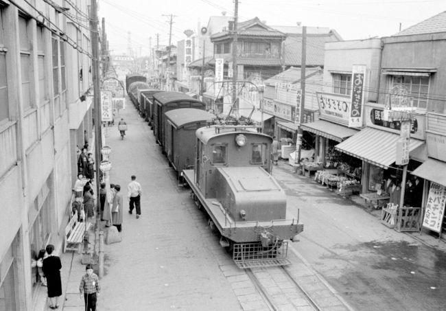 1960(昭和35)福岡県若松市
