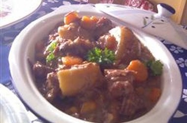 Slow Cooker Beef Stew IV | Recipes - Crockpot or Rice Cooker | Pinter ...