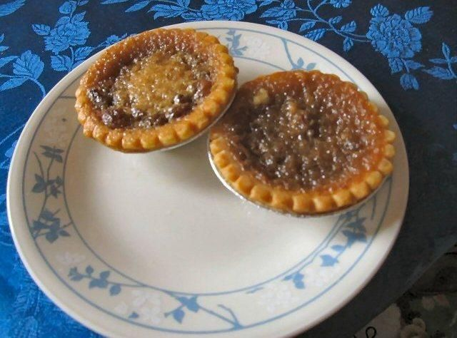 Over the years modified till I got perfect taste & texture to these sweet butter tarts,my family fav tart