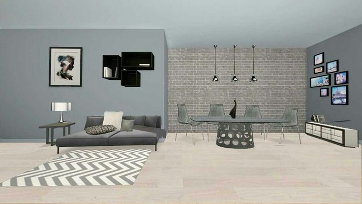 Living room concept (autodesk)