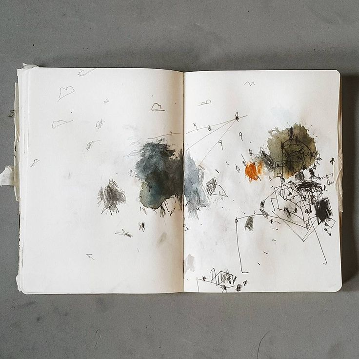 The soft weed land #sketch #art #illustration #draw Eser Gunduz