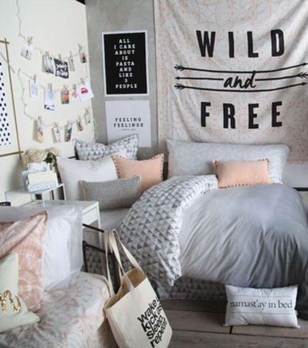 10 conseils pour d corer son lit comme un vrai architecte. Black Bedroom Furniture Sets. Home Design Ideas