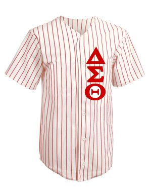 Delta Sigma Theta Baseball Jersey