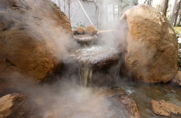 長浜太閤温泉でゆっくり湯あそび。
