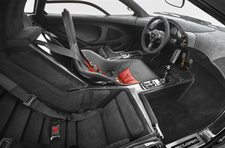 Pristine McLaren F1 Offered for Sale by MSO