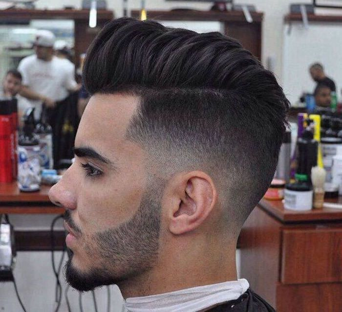 1001 Idees Coupe Homme Degrade Le Style Au Poil Coupe Homme Degrade Coupe Cheveux Homme Cheveux Courts Homme