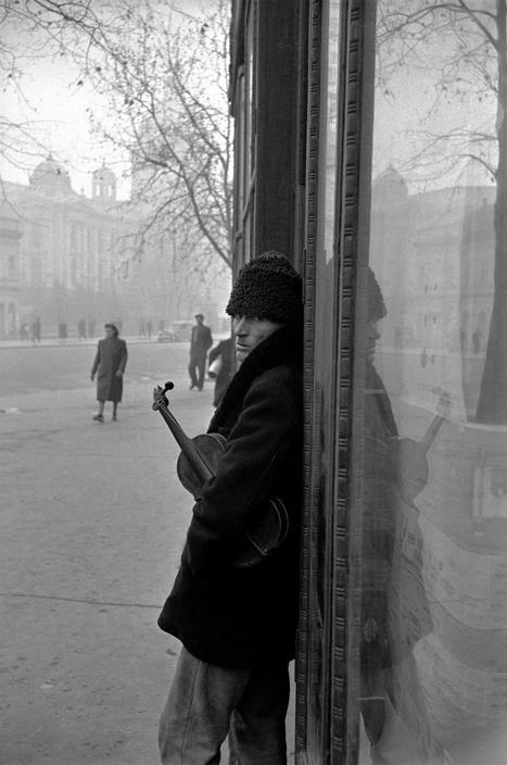 Erich Lessing - YUGOSLAVIA. Belgrade. 1952. © Erich Lessing/Magnum Photos. S)