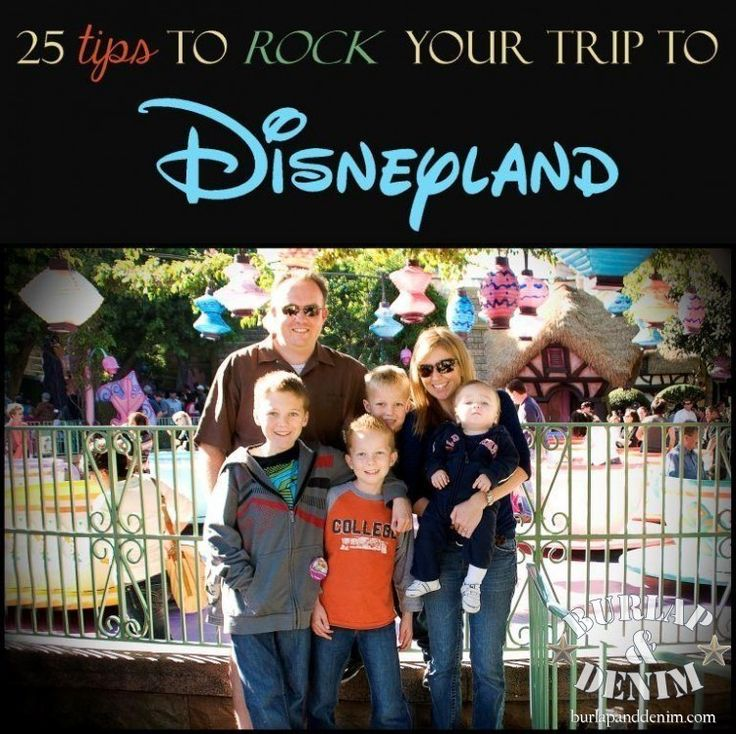25 Tips to Rock Your Trip to